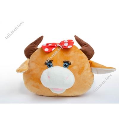 Подушка - конфетница с бантом