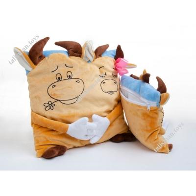 Подушка- Конфетница  парочка