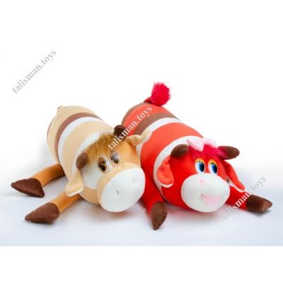 Мягкая игрушка -Конфетница Бычок Валик