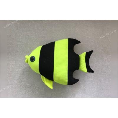 Рыбка с полосками #5