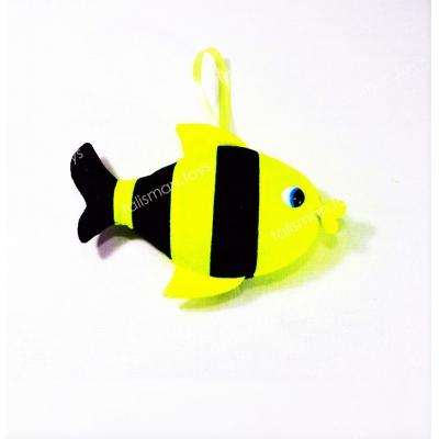 Рыба скалярия 15см. #32