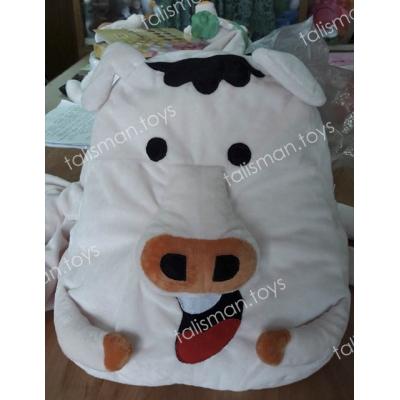 подушка свинья