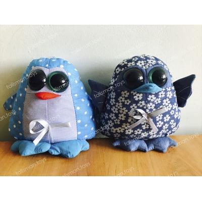 игрушка пингвины