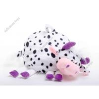Мягкая игрушка -Конфетница Коровка рябая