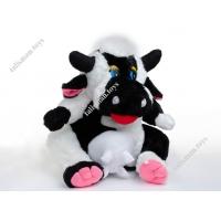 Мягкая игрушка - Конфетница Корова Милка