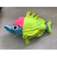 Цветная рыбка #7