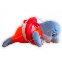 Дельфин с кругом #41