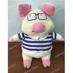 Игрушка свинья - символ 2019 года