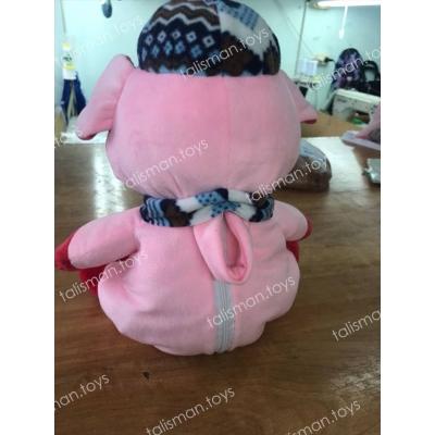 Свинка рюкзак # 11