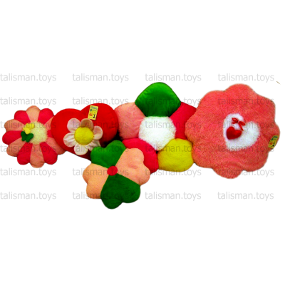 Подушки цветок