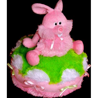 Заяц на торте