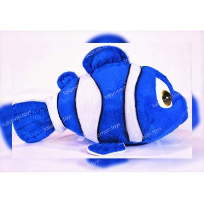 Рыбка Клоун синяя #38