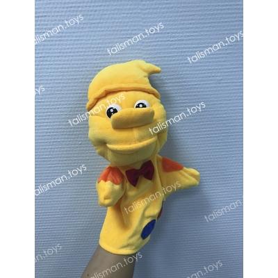 Желтый гномик