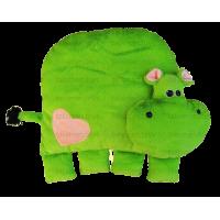 зеленая корова