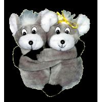 сладка пара мышки