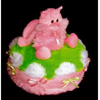 кот на торте