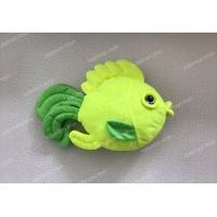 Зеленая рыбка #4