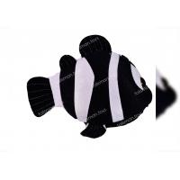 Рыбка Клоун черная #37